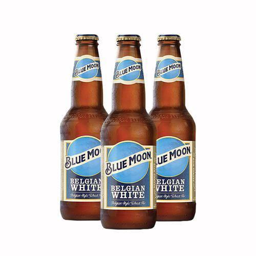 Pack 3 Cervejas Blue Moon 355ml