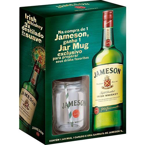 Pack Whisky Jameson 1L + Jar Mug