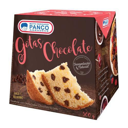 Panetone Chocolate 500g - Panco