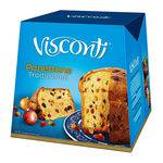 Panetone Frutas 400 Grs Visconti