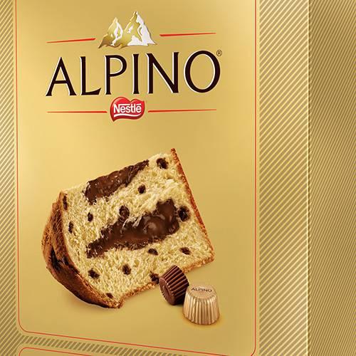 Panettone Alpino Nestlé - 500g