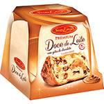 Panettone Doce de Leite Premium com Gotas de Chocolate Santa Edwiges - 650g