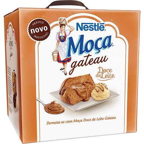 Panettone Nestlé Moça Doce de Leite Gateau 550g