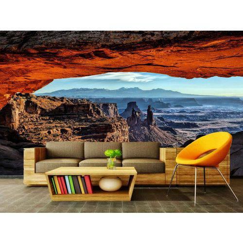 Papel de Parede Paisagens Caverna 50 - 1,00 X 2,00