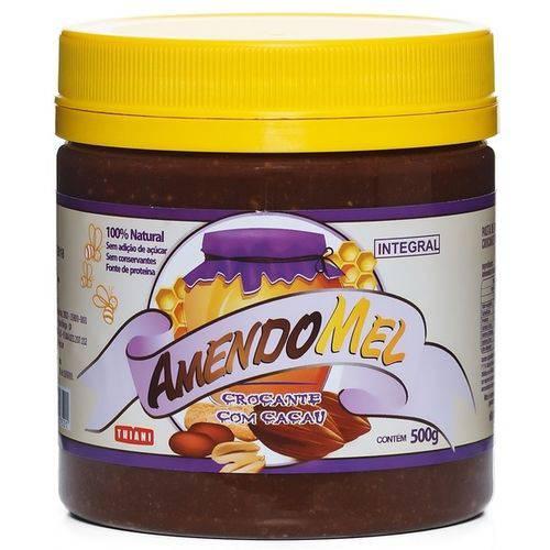 Pasta de Amendoim Amendomel