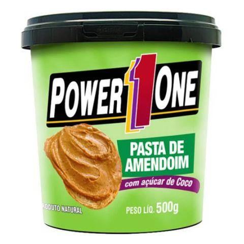 Pasta de Amendoim C/Açúcar e Coco 500g - Nut