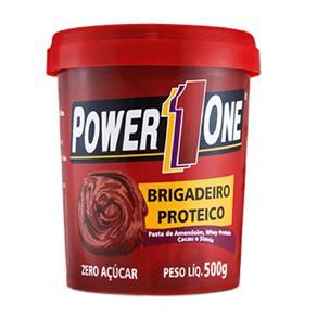 Pasta de Amendoim com Brigadeiro 500G - Power One