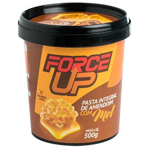 Pasta de Amendoim com Mel (500g) - Force Up