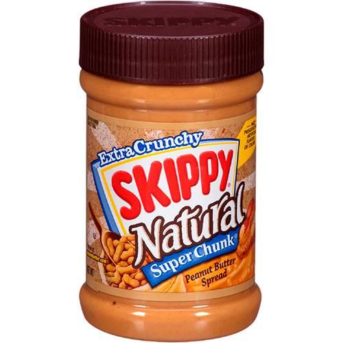 Pasta de Amendoim Crocante 425g - Skippy