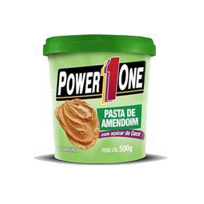 Pasta de Amendoim Power One (500g) Saborizadas