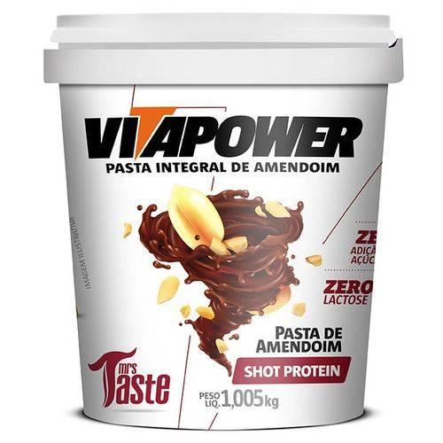 Pasta de Amendoim Shot Protein 1005g - Mrs Taste