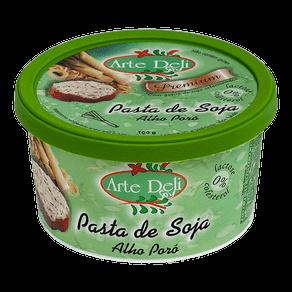 Pasta Soja Arte Deli Alho Poro 150g