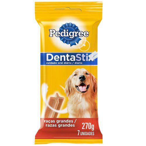 Pedigree Dentastix para Cães Adultos de Raças Grandes - 270g