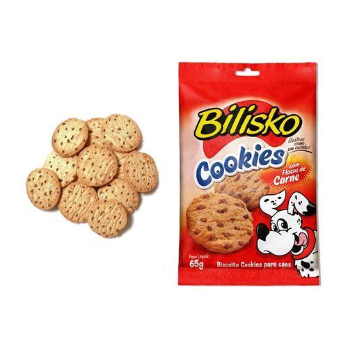 Petisco Bilisko Cookies - 65g 65g