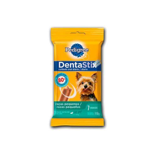 Petisco Dentastix para Cães de Raças Pequenas 110g 7 Unidades - Pedigree