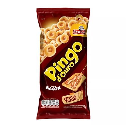 Pingo D'Ouro Elma Chips Sabor Bacon 90g