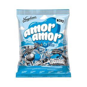 Pirulito Amor Amor Black e Blue Neugerbauer 450g