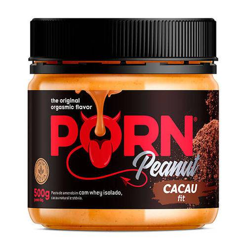 Porn Peanut Cacau 500g