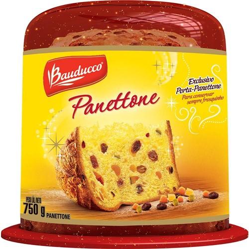 Porta Panettone Bauducco - 750g