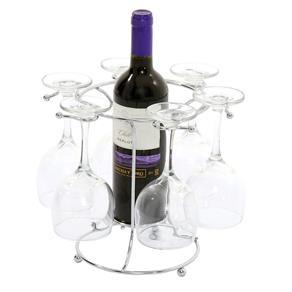 Porta Vinho e 6 Taças