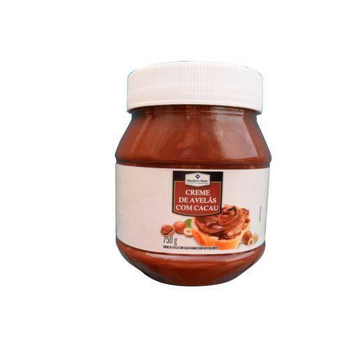 2 Potes de Creme de Avelã 750 Gr Importado