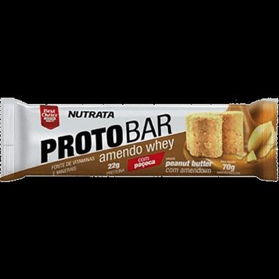 Proto Bar 70G - Nutrata (PASTA DE AMENDOIM)