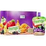 Purê de Frutas Maçã e Açaí - Fruta já