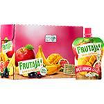 Purê de Frutas Maçã/Manga e Goiaba - Fruta já