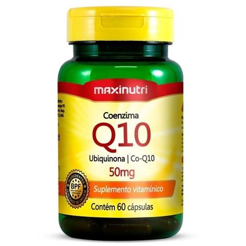 Q 10 Coenzima C/60 Caps