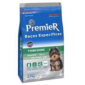 Ração Premier Raças Específicas Yorkshire Filhote 1 Kg