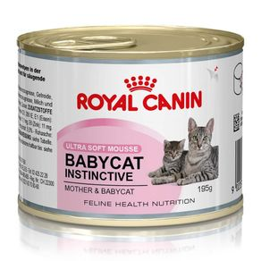 Ração Royal Canin Lata Baby Cat Instinctive 195 G