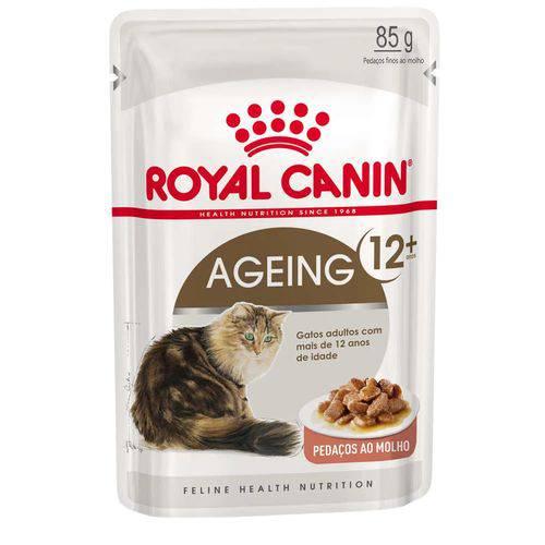 Ração Royal Canin Sachê Ageing 12+ - 85g 85g