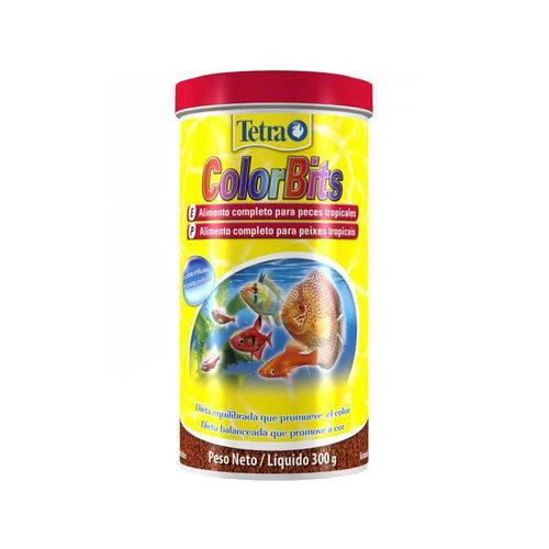 Ração Tetra Color Bits Granules 300g