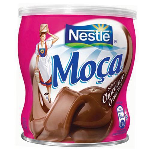 Recheio Cremoso Chocolate Moça Fiesta 380g - Nestlé
