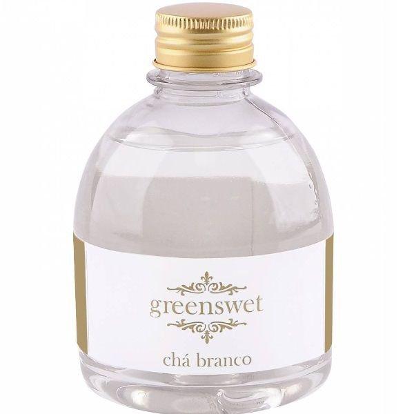 Refil de Aromatizador 300ml Cha Branco Greens Wet 1120branco