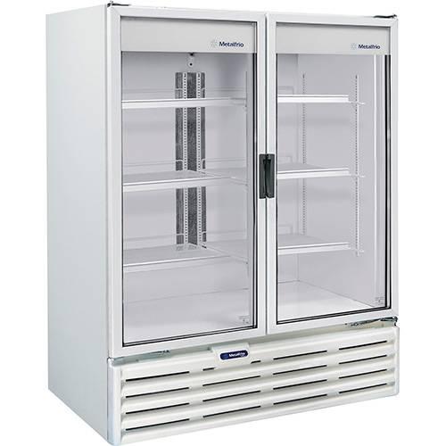 Refrigerador e Expositor Vertical Metalfrio Porta Dupla VB99R 1.186 Litros 127v