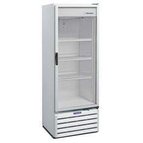 Refrigerador / Expositor Vertical Porta de Vidro para Bebidas 406 Litros VB40W – Metalfrio - 220v
