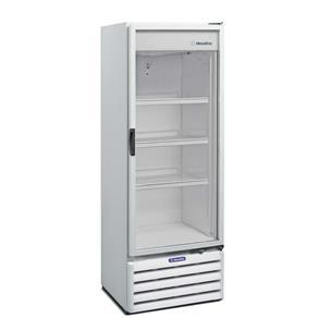 Refrigerador / Expositor Vertical Porta de Vidro para Bebidas 406 Litros VB40W – Metalfrio - 110v