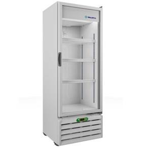 Refrigerador / Expositor Vertical Porta de Vidro para Bebidas 350 Litros VB40RE com Controlador Eletrônico 220V - Metalfrio - 110V