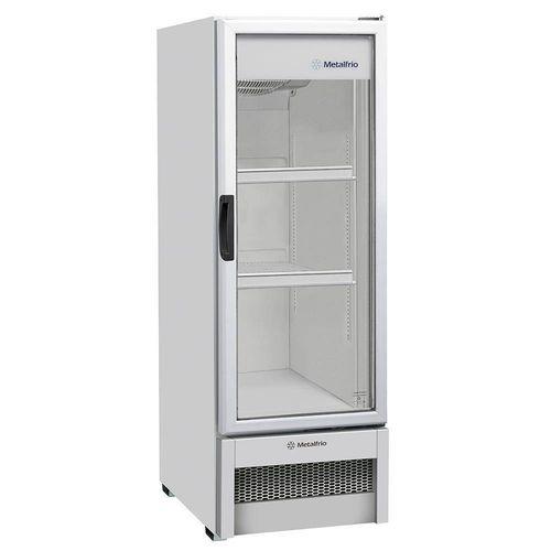 Refrigerador / Expositor Vertical Porta de Vidro para Bebidas 276 Litros VB25R – Metalfrio - 220V