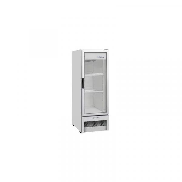 Refrigerador / Expositor Vertical Porta de Vidro para Bebidas 276 Litros VB25R Metalfrio 127V