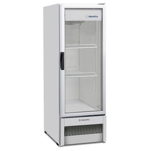 Refrigerador / Expositor Vertical Porta de Vidro para Bebidas 276 Litros Vb25r - Metalfrio