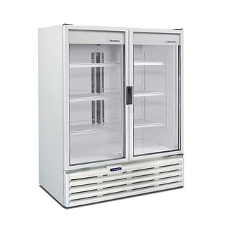 Refrigerador Porta de Vidro 1186l Vb99r - Metalfrio