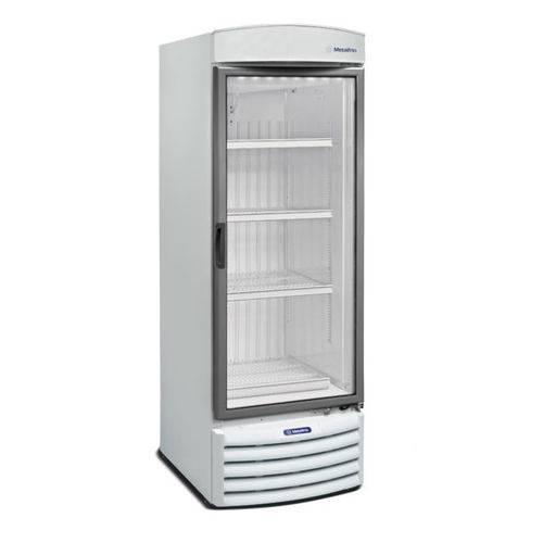 Refrigerador Porta de Vidro 572l VB50RE - Metalfrio - 110v