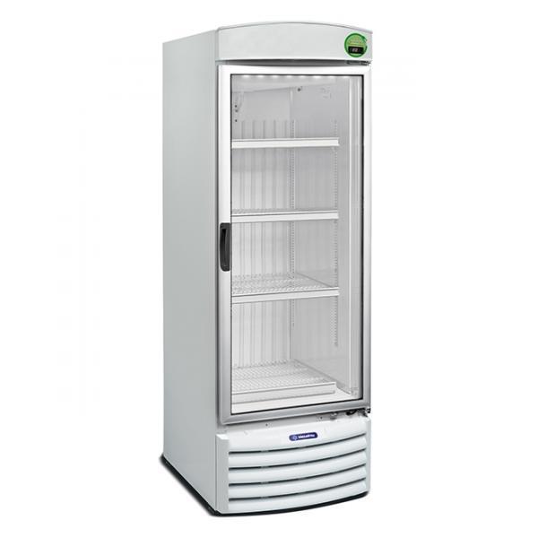 Refrigerador Porta de Vidro 572l Vb52re - Metalfrio