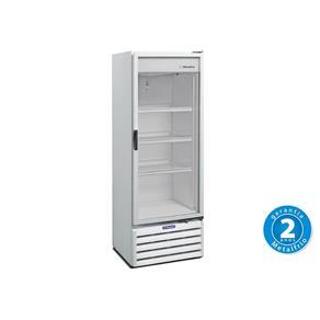 Refrigerador Vertical 1 Porta Vidro 406 L - VB40R - Metalfrio - 0MT 049 - 110V