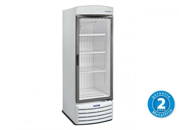 Refrigerador Vertical 1 Porta Vidro 572 L 220 V - VB50R - Metalfrio - 0MT 051