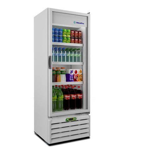 Refrigerador Vertical 406 Litros Controlador Eletronico 110v