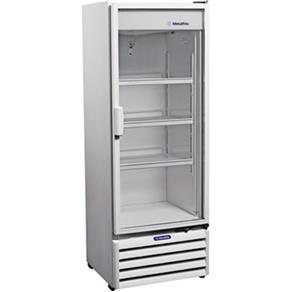 Refrigerador Vertical 350L VB40W C/ Porta de Vidro Branco - Metalfrio - 110 Volts