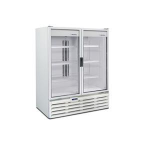 Refrigerador Vertical 2 Portas Vidro 1186 L - VB99R - Metalfrio - 0MT 033 - 220V